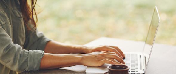 Einfach Bloggen: Diese Anleitung zeigt, wie ein Blogpost funktioniert.